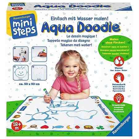 Ravensburger Mal-Set, ministeps®, »Aqua Doodle®«