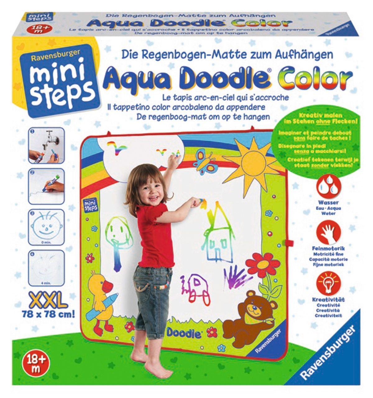 Ravensburger Maltafel, ministeps®, »Aqua Doodle® XXL Color«