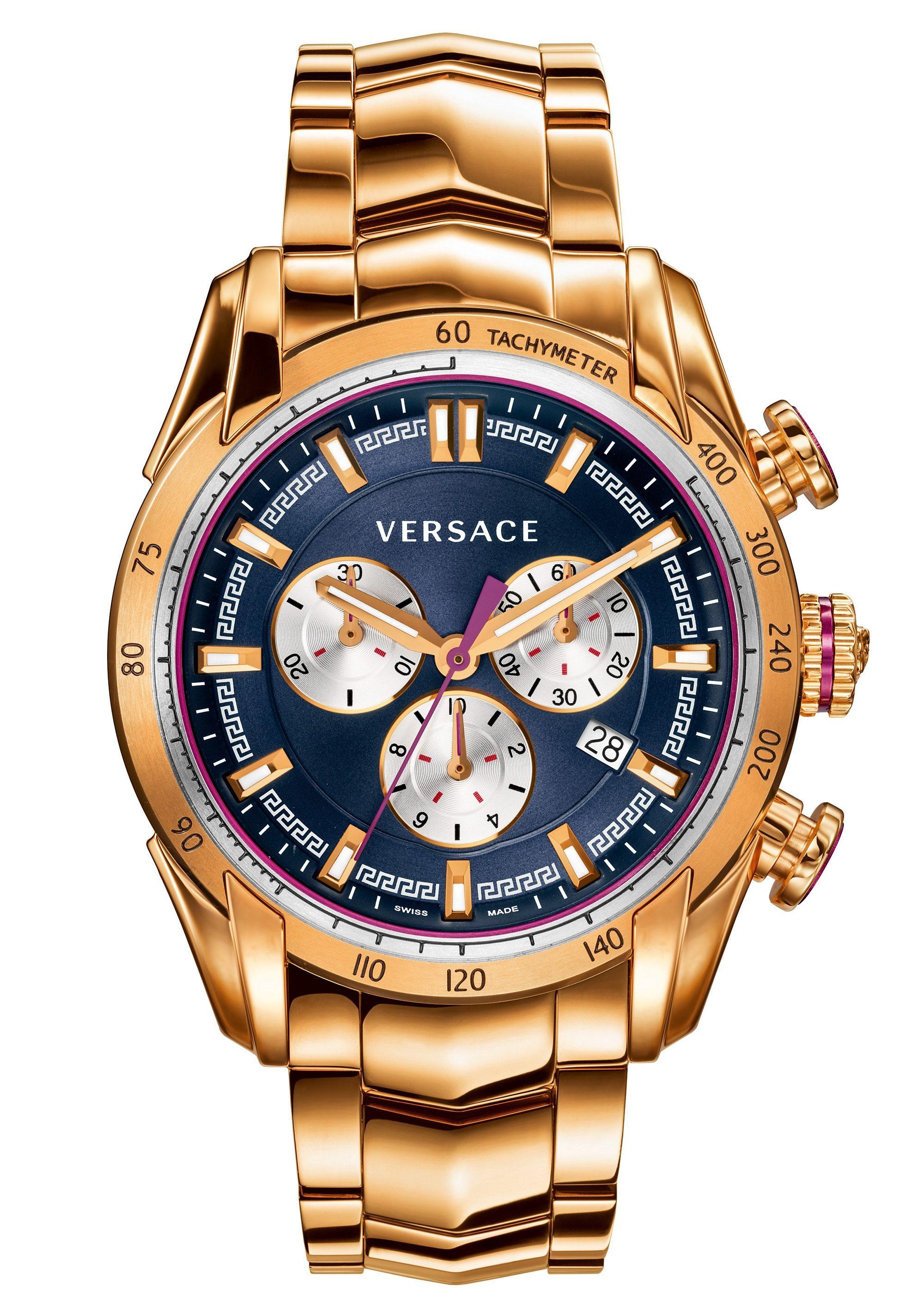 Versace Chronograph »V-RAY, VDB060015«