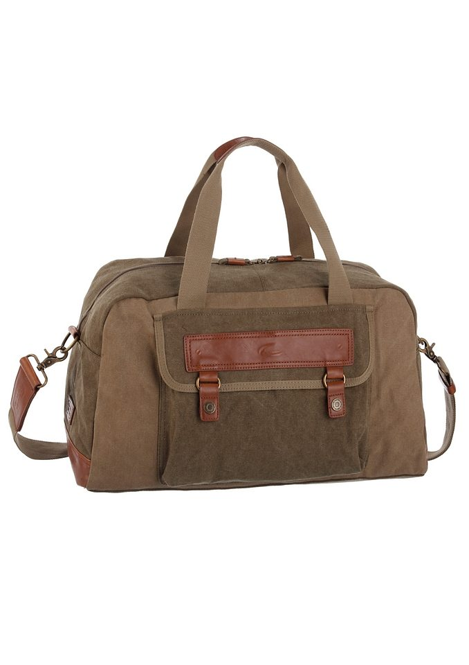 Weekender von camel active im Materialmix