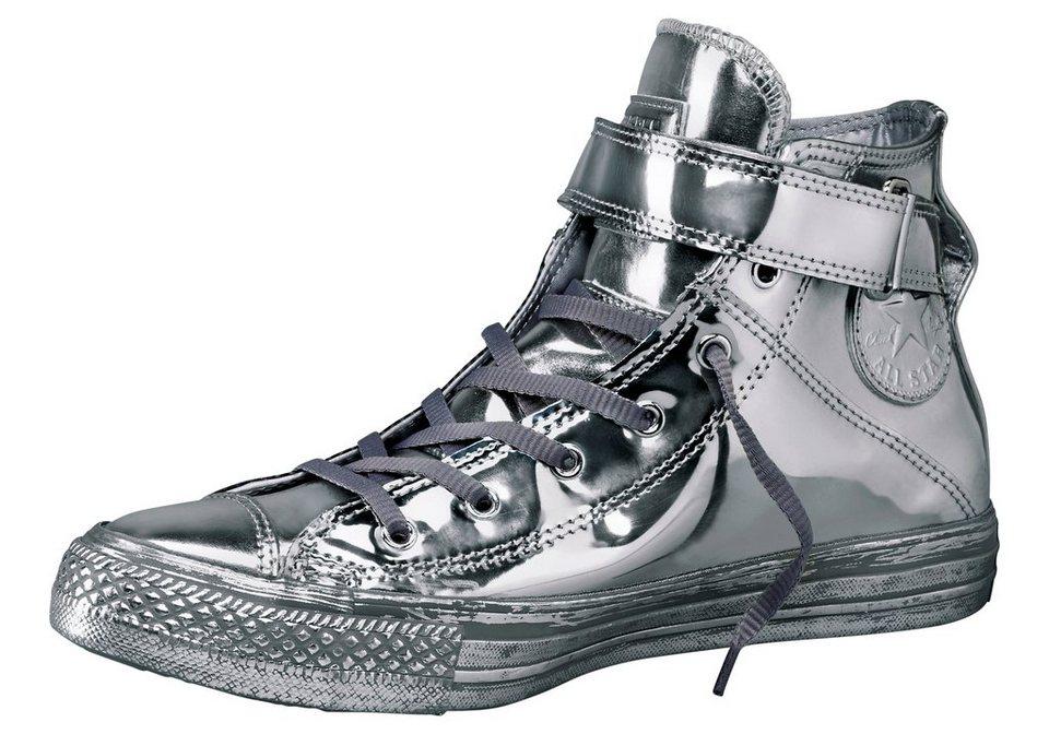 Converse CTAS Brea Sneaker in Silberfarben