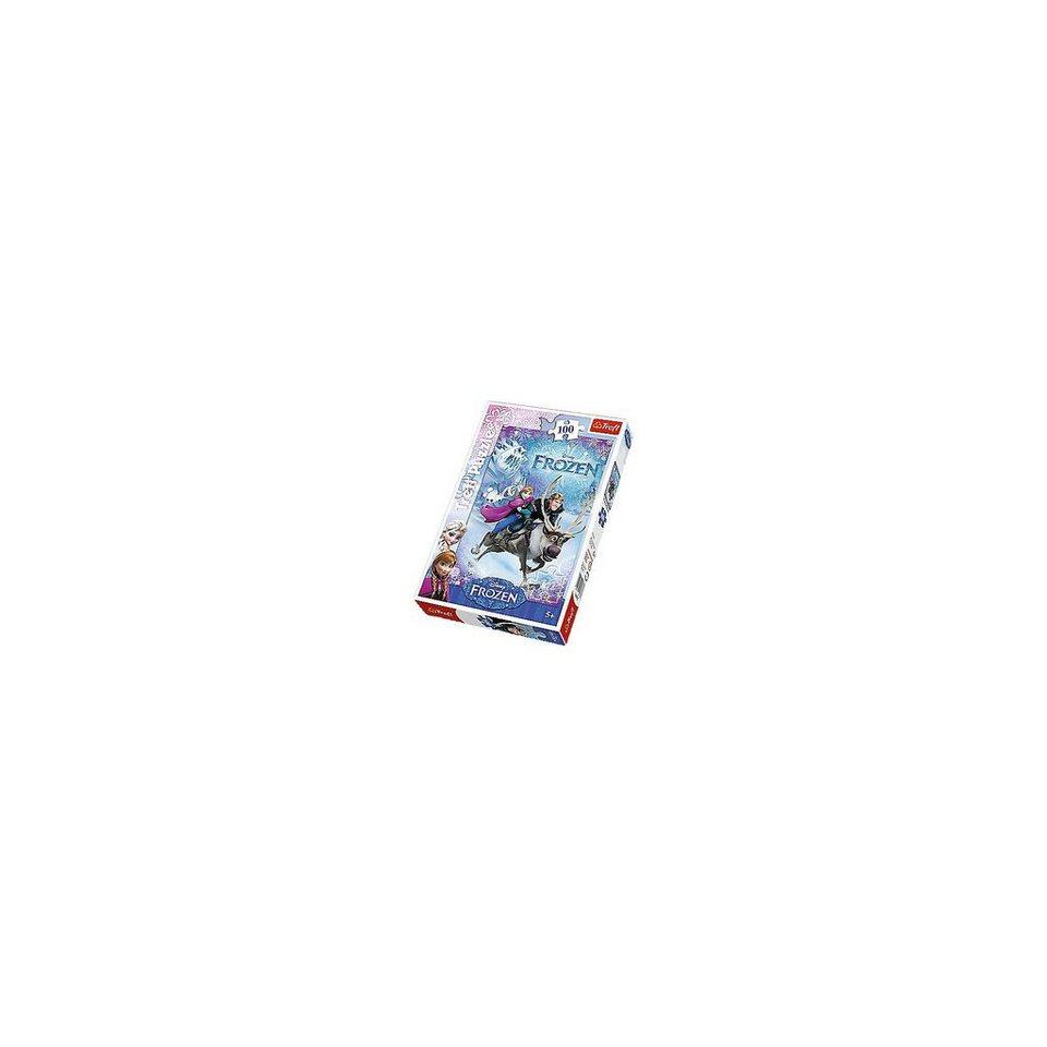 Trefl Puzzle 100 Teile - Die Eiskönigin