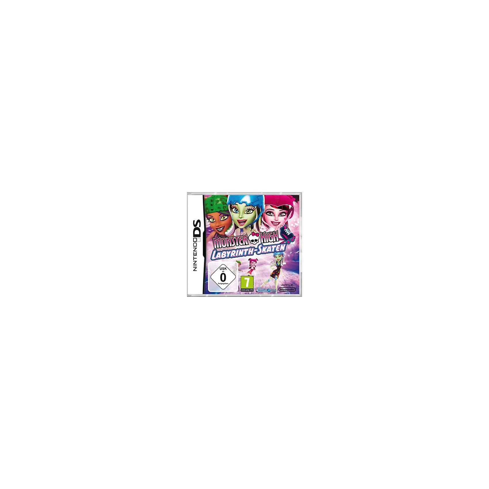 ak tronic NDS Monster High: Labyrinth-Skaten