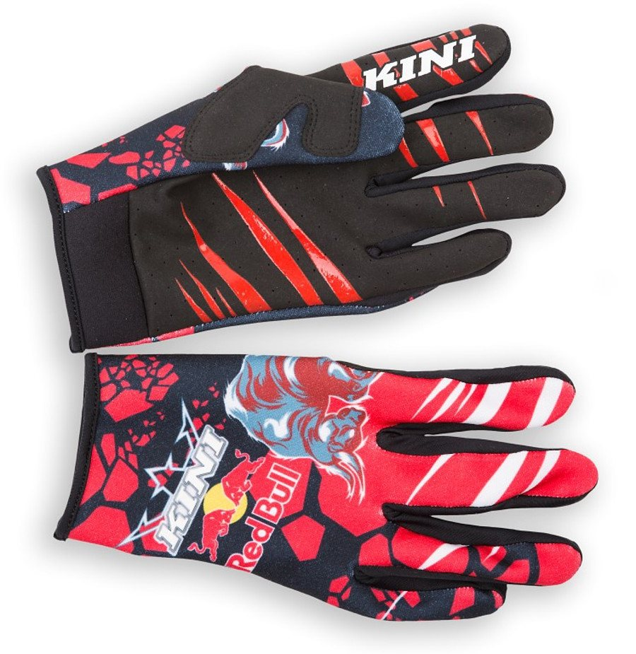 kini red bull fahrrad handschuhe revolution gloves. Black Bedroom Furniture Sets. Home Design Ideas
