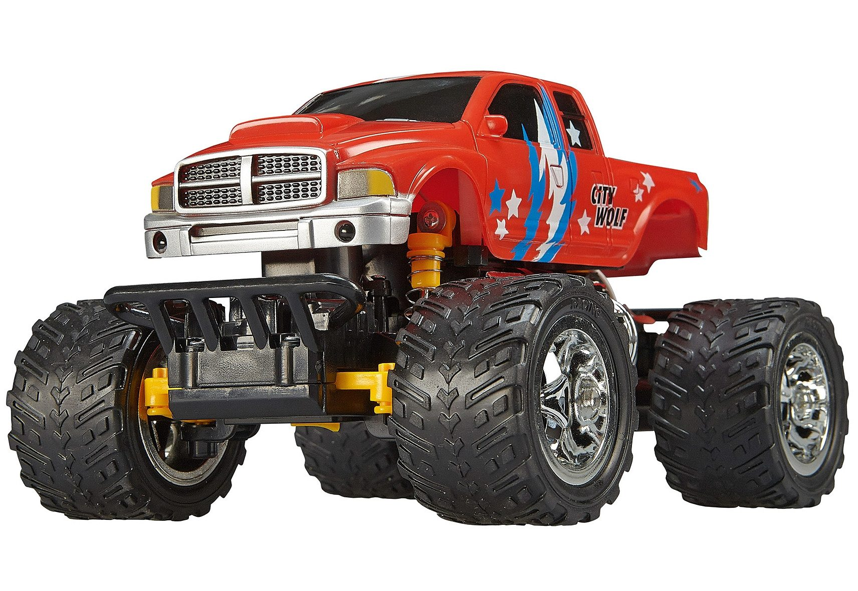 Revell® RC Auto, »Revell® Control Monstertruck City Wolf«