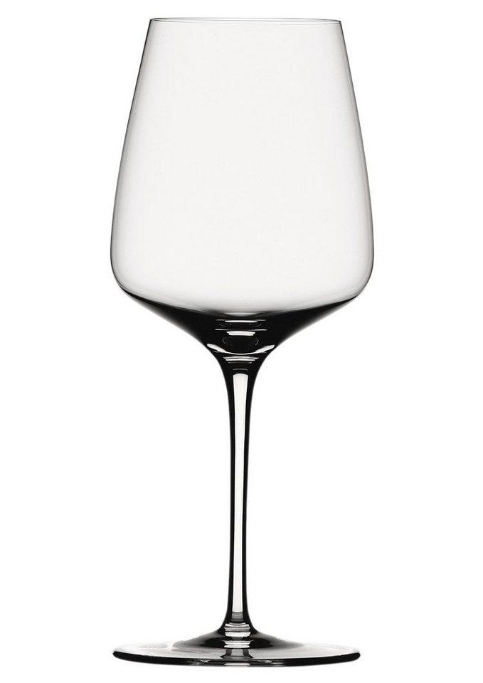 Spiegelau Bordeauxglas, »Willsberger Anniversary« (4tlg.) in transparent