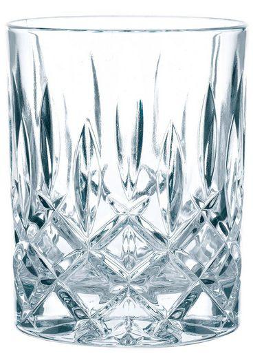 Nachtmann Whiskyglas »Noblesse« (4-tlg), edler Schliff