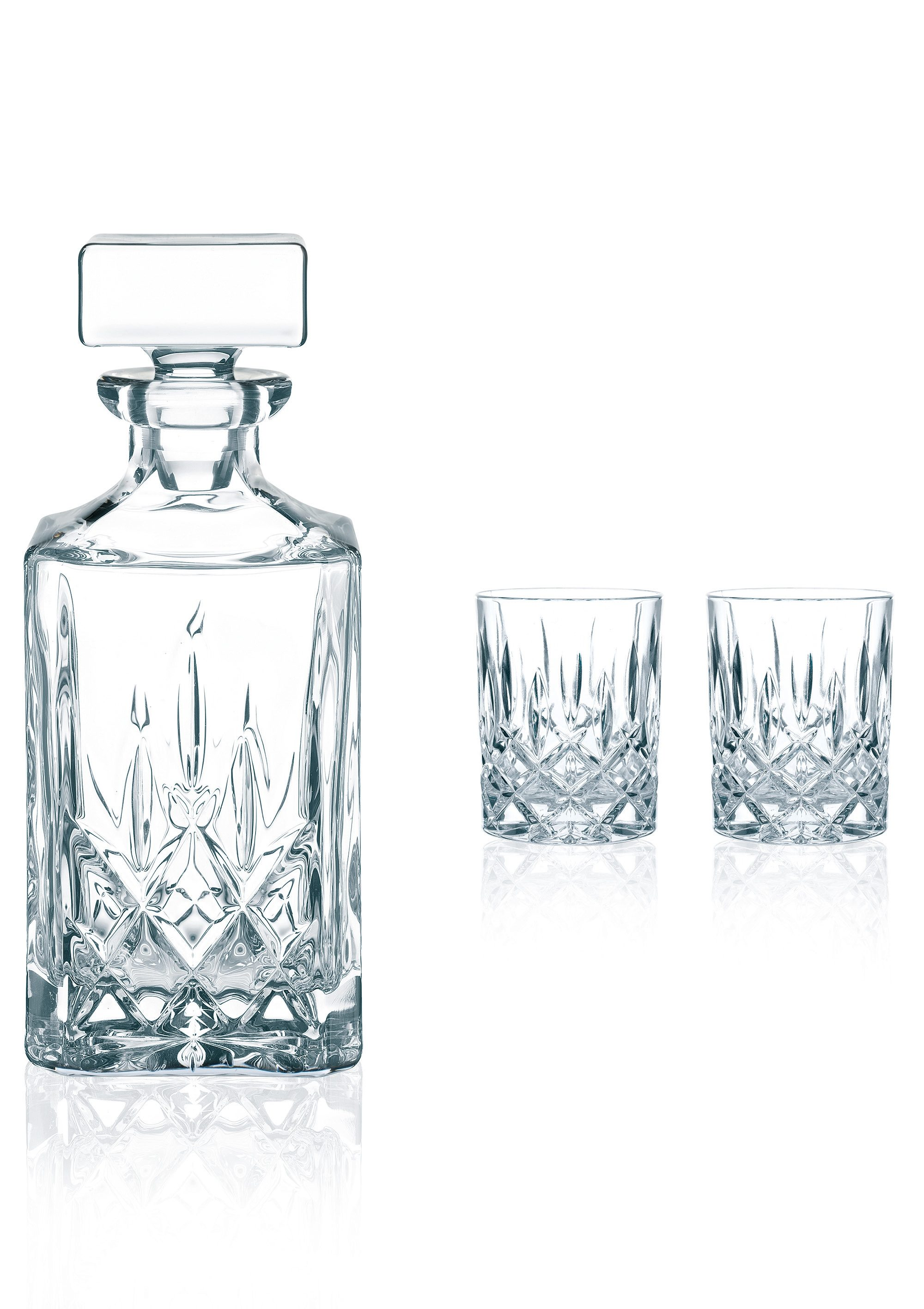 Nachtmann Whisky-Set, »Noblesse« (3tlg.)
