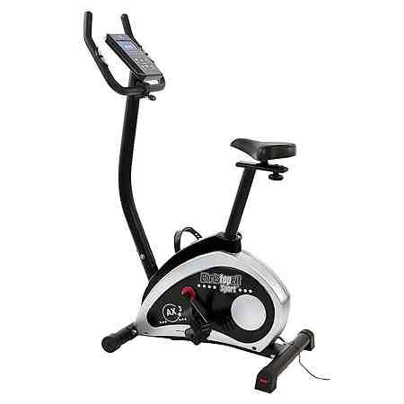 Christopeit Sport® Heimtrainer Ergometer, »AX 3«