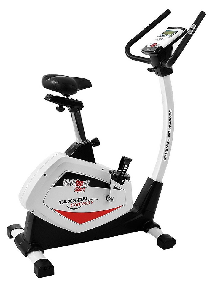 Christopeit Sport® Ergometer, »Taxxon Energy« in mehrfarbig