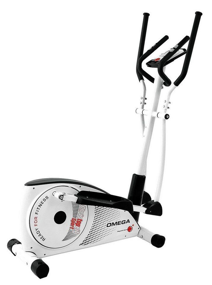 Christopeit Sport® Crosstrainer, »Omega« in mehrfarbig