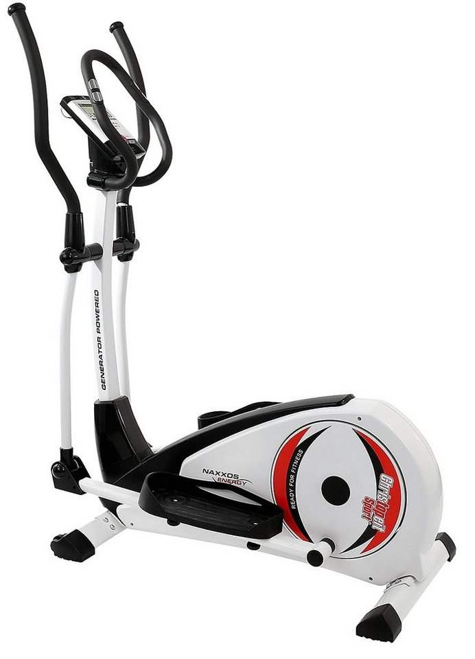 Christopeit Sport® Crosstrainer, »Naxxos Energy« in mehrfarbig
