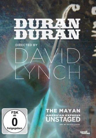 DVD »Duran Duran - Unstaged, Directed by David Lynch«