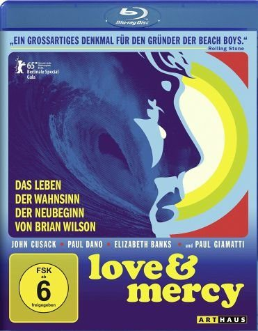 Blu-ray »Love & Mercy«