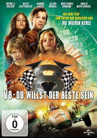 DVD »V8 - Du willst der Beste sein«