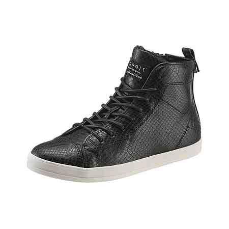 Esprit Sneaker im Metallic-Look
