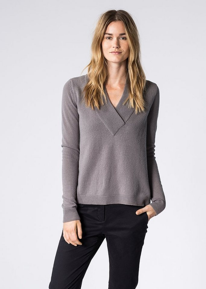 Marc O'Polo Pullover in 966 grey sparrow