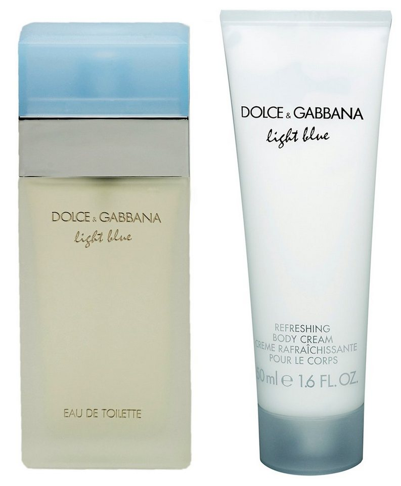 Dolce & Gabbana, »Light Blue«, Duftset (2-tlg.)