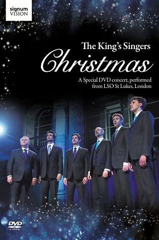 DVD »The King's Singers - Christmas«