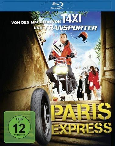 Blu-ray »Paris Express«