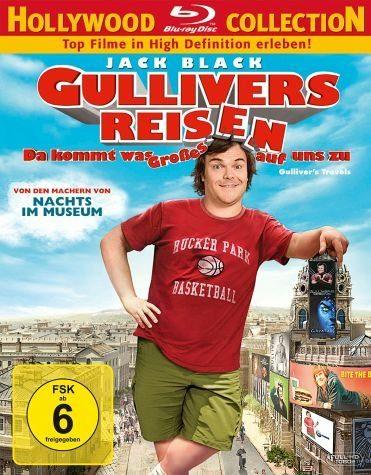 Blu-ray »Gullivers Reisen - Da kommt was Großes auf uns zu«