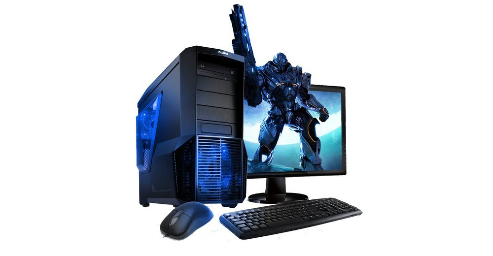 "VCM GeForce GT 740, 2 GB / 8 GB RAM / Windows 10 / 22"" TFT"