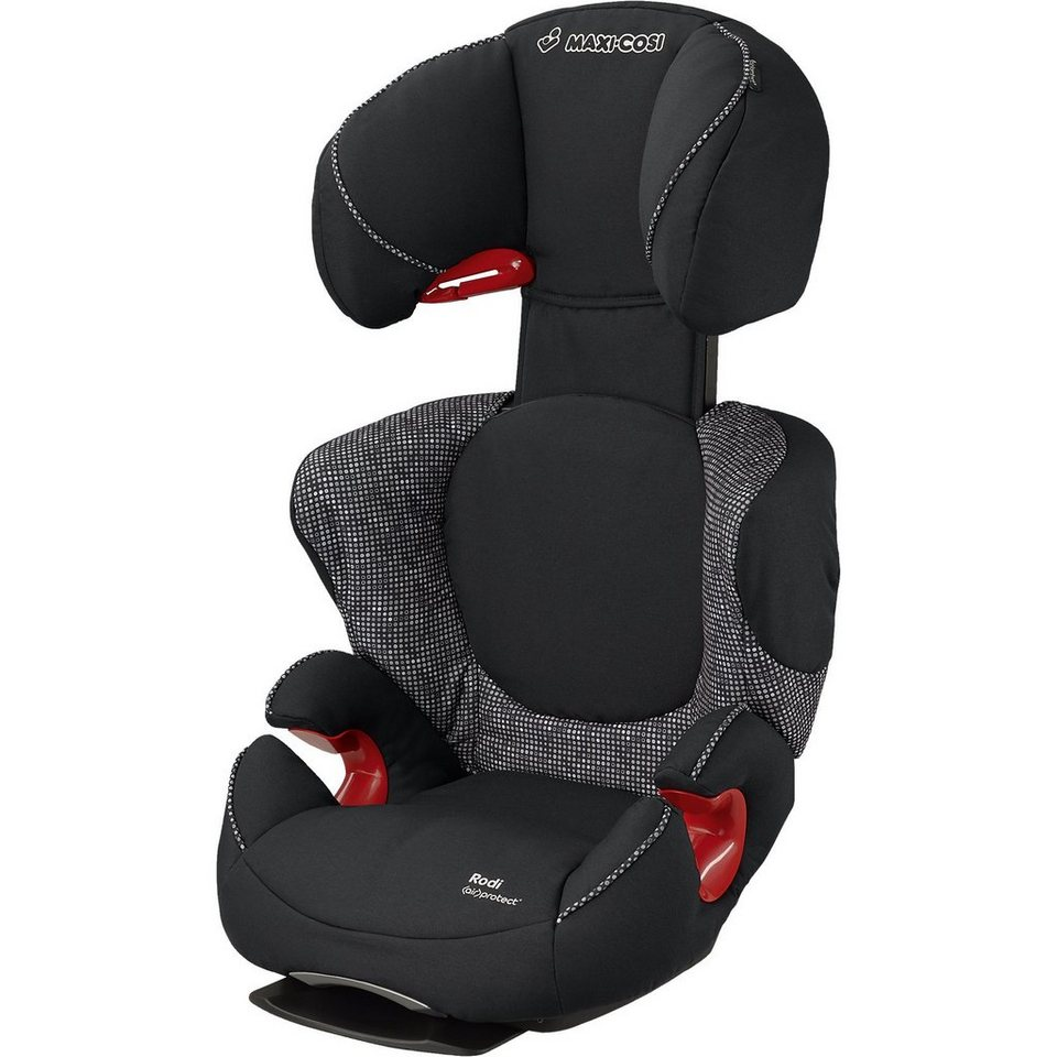 Maxi-Cosi Auto-Kindersitz Rodi AirProtect, Digital Black, 2015 in schwarz