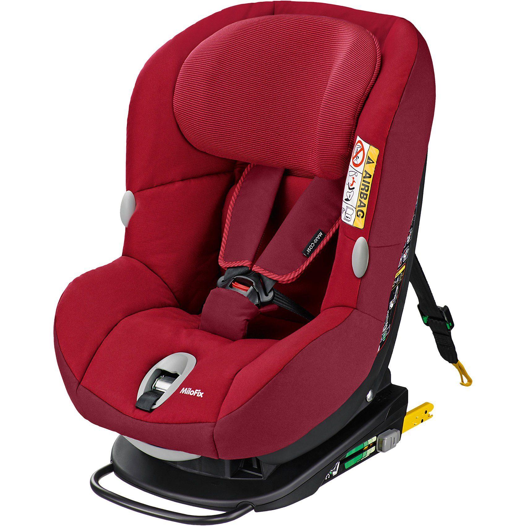 Maxi-Cosi Auto-Kindersitz MiloFix, robin red, 2017