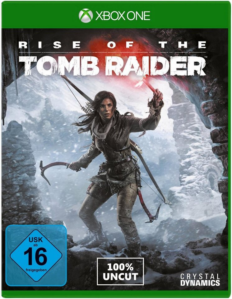 rise of the tomb raider xbox one online kaufen otto. Black Bedroom Furniture Sets. Home Design Ideas