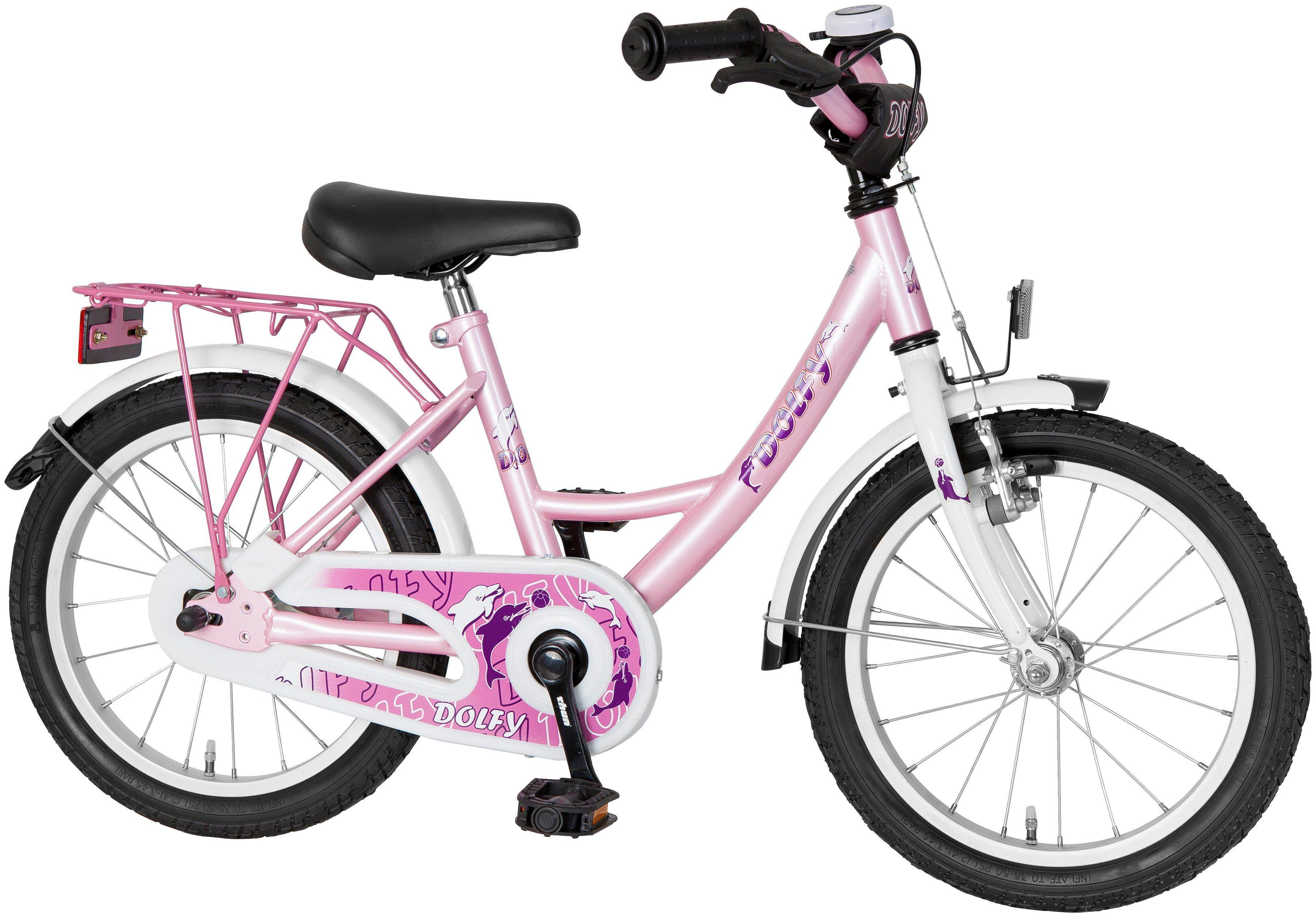 Cycles4Kids Kinderfahrrad »Dolfy, 40,64 cm (16 Zoll)«