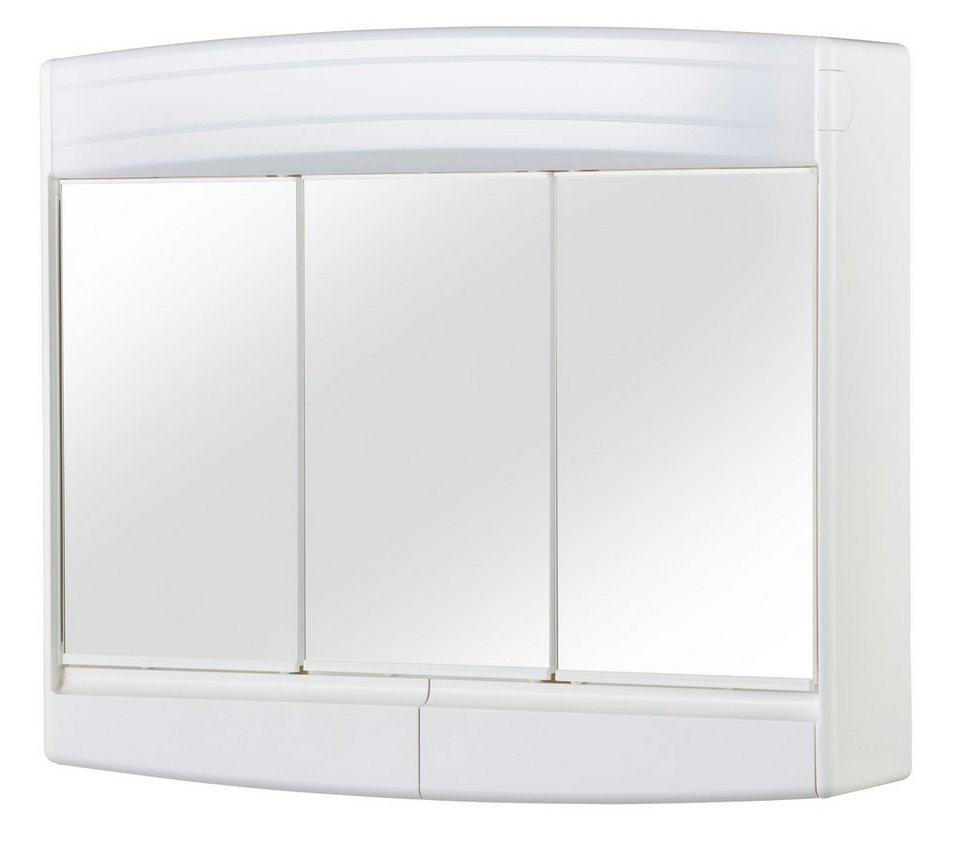 Spiegelschrank »Topas Eco«, Breite 60 cm in weiß