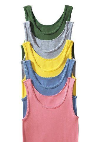 PETITE FLEUR Apatiniai marškinėliai 5 vienetai