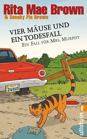 Broschiertes Buch »Vier Mäuse und ein Todesfall / Ein Fall für...«