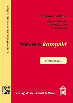 Broschiertes Buch »Steuern kompakt«