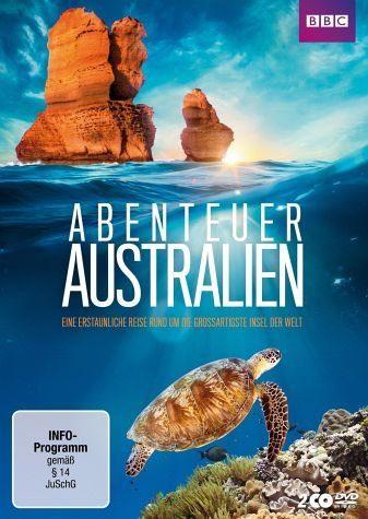 DVD »Abenteuer Australien - Eine erstaunliche Reise...«