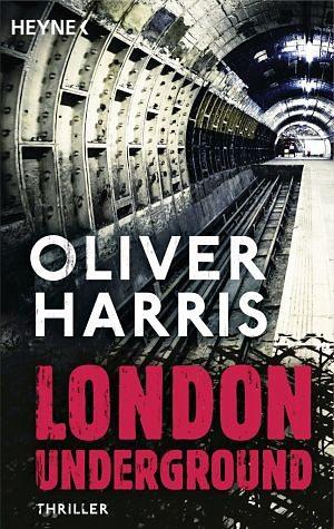 Broschiertes Buch »London Underground / Nick Belsey Bd.2«