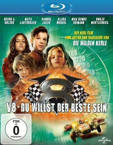 Blu-ray »V8 - Du willst der Beste sein«