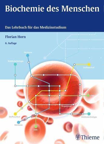 Broschiertes Buch »Biochemie des Menschen«
