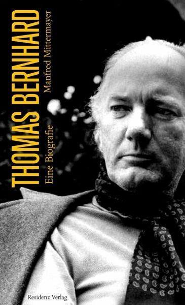 Gebundenes Buch »Thomas Bernhard«