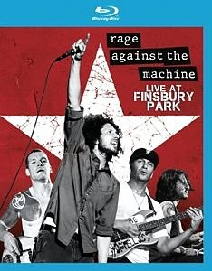 Blu-ray »Rage Against the Machine - Live at Finsbury Park«