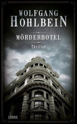 Gebundenes Buch »Mörderhotel«