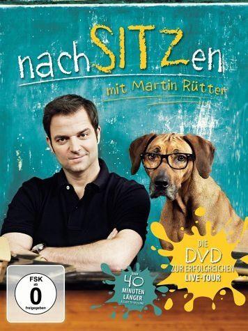 DVD »Martin Rütter - nachSITZen (2 Discs)«