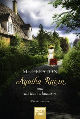 Broschiertes Buch »Agatha Raisin und die tote Urlauberin / Agatha...«