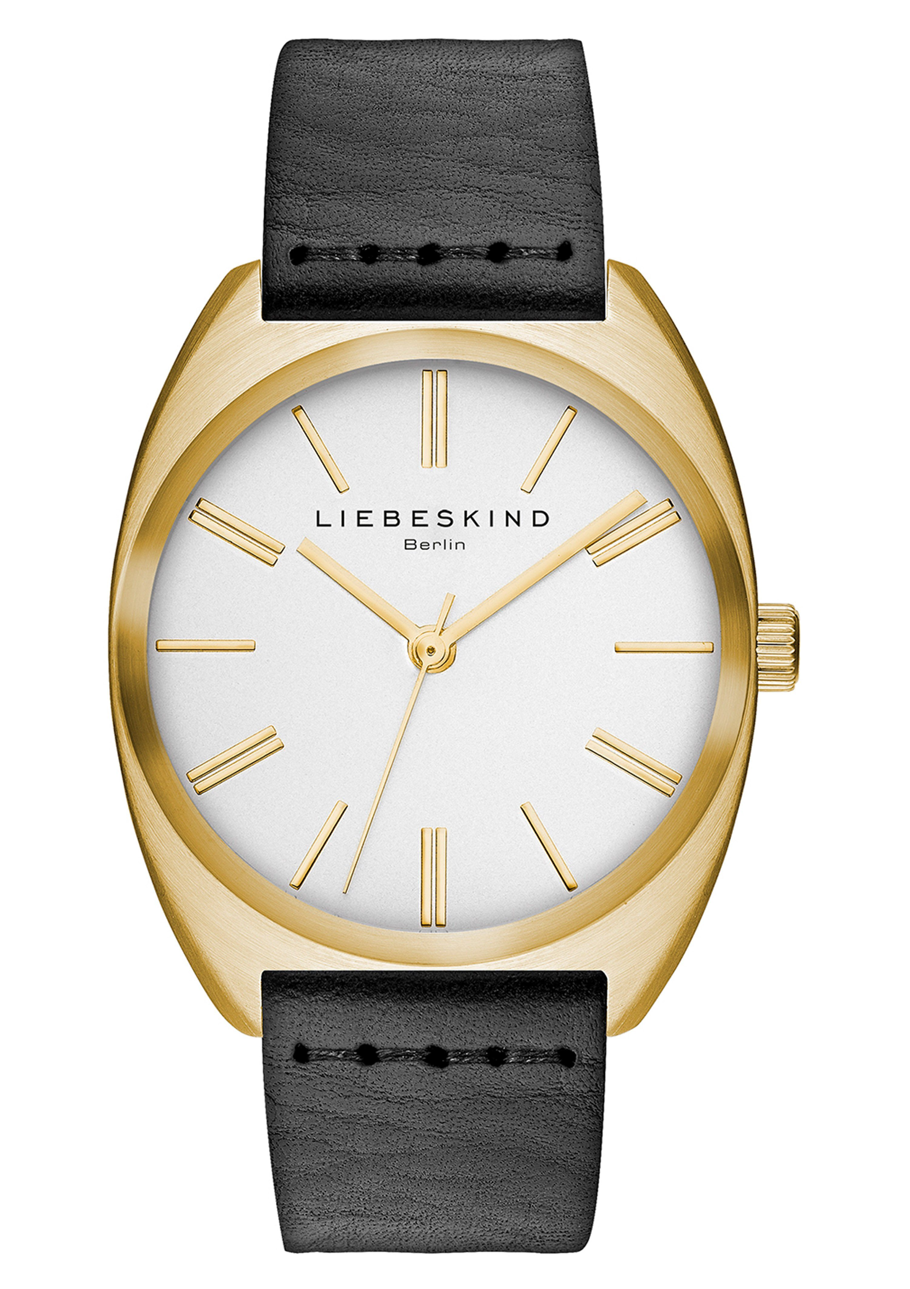 Liebeskind Berlin Armbanduhr, »VEGETABLE, LT-0021-LQ«