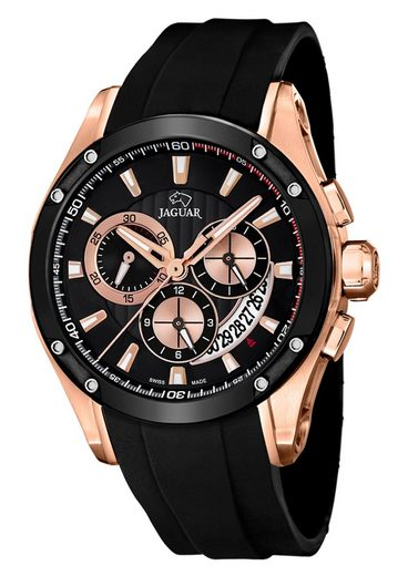 Jaguar Chronograph »J691/1«, (Set, 2-tlg), Sonder Edition
