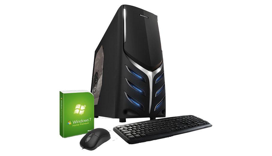 VCM Radeon R5 Graphics (FullHD 1080p) / 8 GB RAM / Windows 7