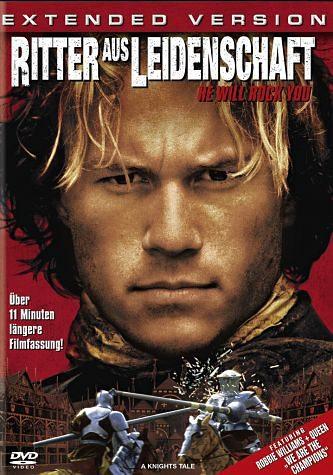 DVD »Ritter aus Leidenschaft (Extended Version)«