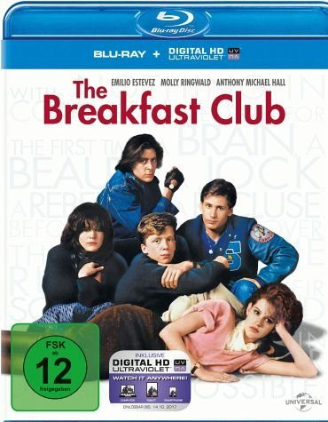 Blu-ray »The Breakfast Club«
