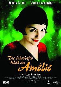 DVD »Die fabelhafte Welt der Amelie, 1 DVD-Video,...«