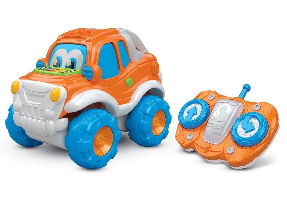 Clementoni RC-Fahrzeug, »RC Salto Toni« in orange